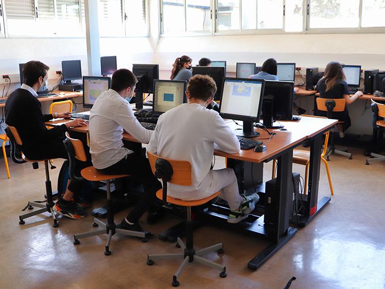 Lycée Professionnel de la Coudoulière - Classe