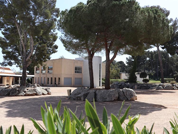 Lycée Professionnel de la Coudoulière - Cour
