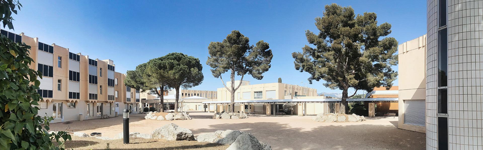 Lycée Professionnel de la Coudoulière